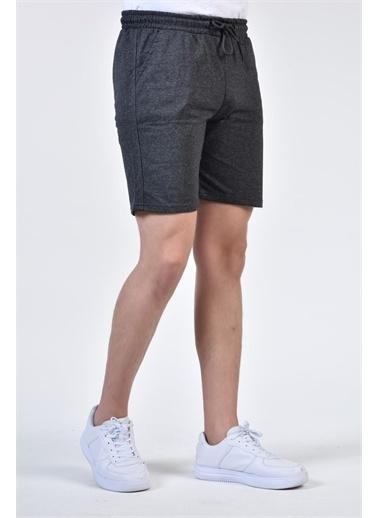 Rodi Jeans Erkek Renkli Basic Şort TY21YE140150 Antrasit